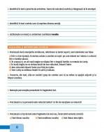 Limba şi literatura română pentru clasa a VI-a, aplicaţii, recapitulări şi teste de evaluare
