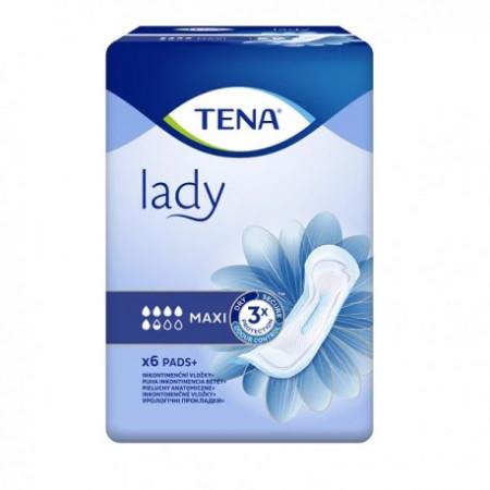 Tena Lady - absorbante pentru incontinenta urinara - Maxi 6buc