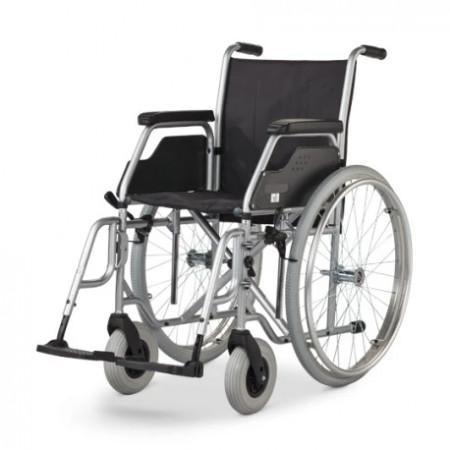 Scaun cu rotile pliant Service 3600