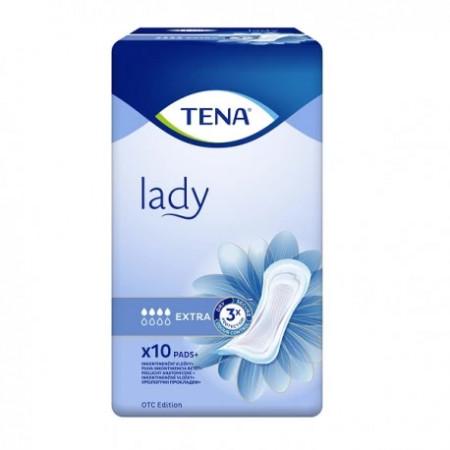 Tena Lady - absorbante pentru incontinenta urinara - Extra 10buc