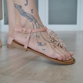 Sandale MDM1146 pink