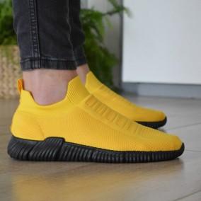 Pantofi sport MBR057 Yellow