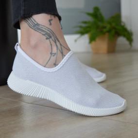 Pantofi Sport MDM1142 White
