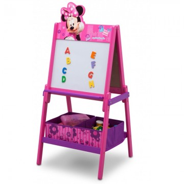 Poze Tabla magnetica multifunctionala Funny Minnie Mouse