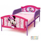 Pat cu cadru metalic Twin Disney Minnie Mouse