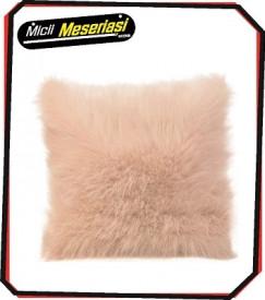 Perna pufoasa, de culoare roz