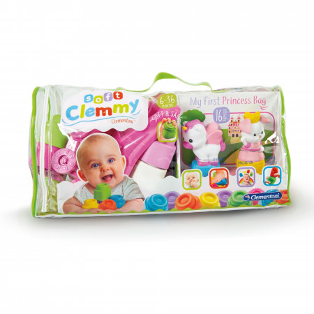 Clemmy - Plasa Cuburi Set Printesa