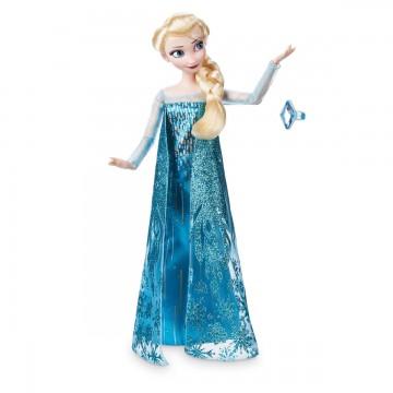 Papusa Elsa Classic cu inel