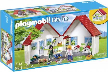 Pet Shop Playmobil