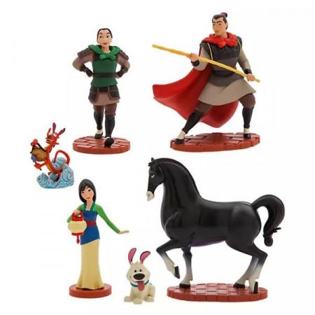 Figurine Mulan