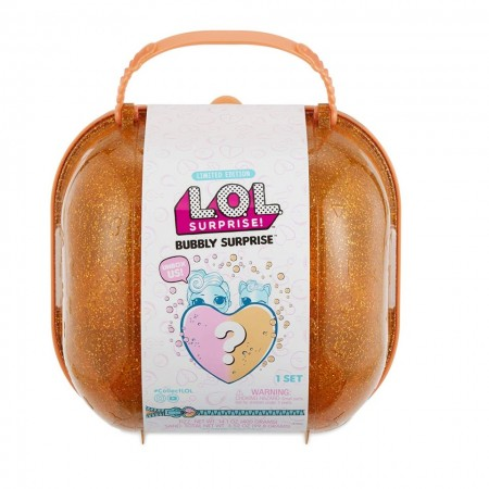 L.O.L. Bubbly Surprise Orange