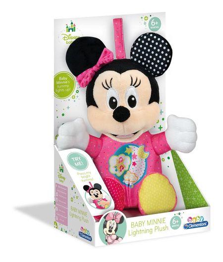 Plus Baby Minnie cu lumini si sunete