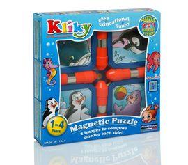 KLIKY PUZZLE MAGNETIC ANIMALE MARINE