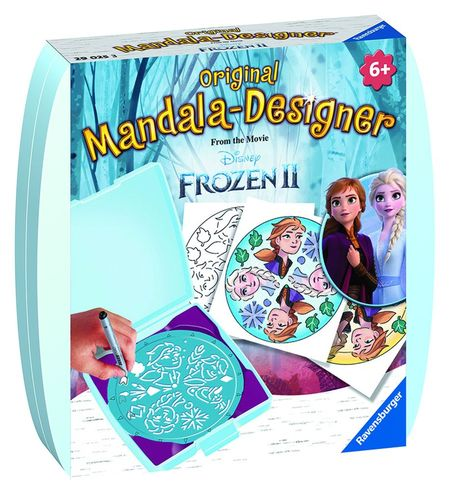 SET CREATIE MINI MANDALA FROZEN II