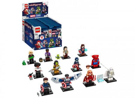 Minifigurina Marvel Super Heroes