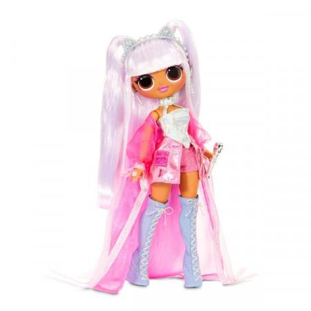 Papusa LOL Surprise! O.M.G Fashion Doll Kitty K Remix