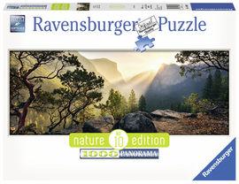 Puzzle Parcul Yosemite, 1000 piese