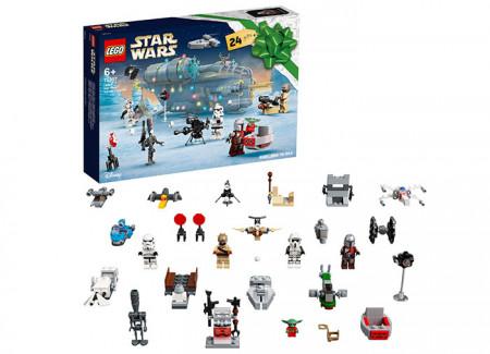 Calendar de Craciun LEGO Star Wars