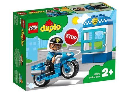 Motocicleta de politie (10900)