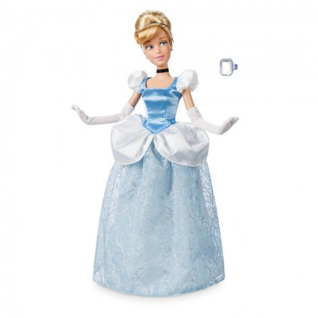 Papusa Cinderella Classic - model 2018