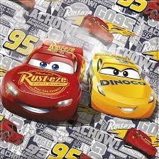 Servetele Cars 3 Disney Pixar