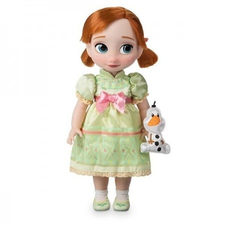 Papusa Anna Animator din Frozen - model 2019
