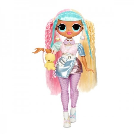 Papusa L.O.L Surprise! O.M.G Fashion Doll - Candylicious