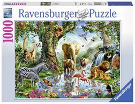 Puzzle Aventuri, 1000 piese