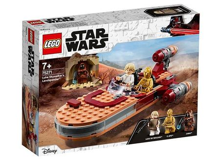 Landspeeder-ul lui Luke Skywalker (75271)