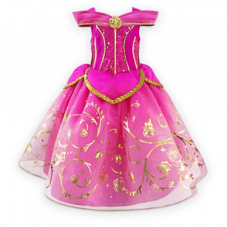 Costum/Rochie Aurora Deluxe - Sleeping Beauty