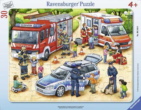 Puzzle Meserii Tip Rama,30-48 Piese