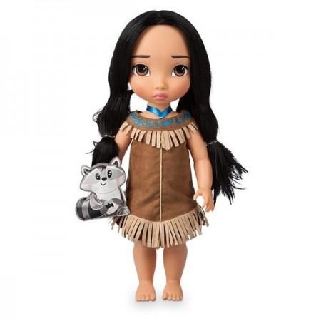 Papusa Pocahontas Animator - model 2019