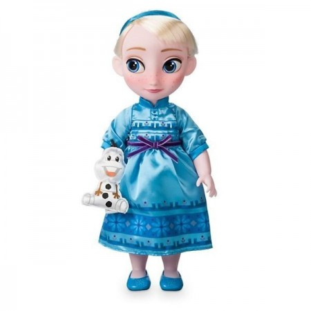 Papusa ELSA Animator din Frozen - model 2019