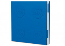 Agenda cu pix LEGO - Albastru (52257)
