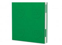 Agenda cu pix LEGO - Verde (52443)