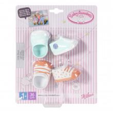 Baby Annabell - 2 perechi de pantofiori 36 cm