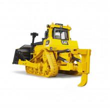 Bruder - Tractor Mare Pe Senile Cat