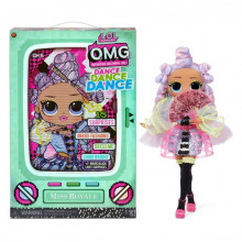 Papusa LOL Surprise! O.M.G Fashion Doll Dance Miss Royale