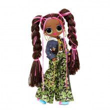 Papusa LOL Surprise! O.M.G Fashion Doll Honeylicious Remix