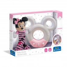 LAMPA MUZICALA MINNIE MOUSE