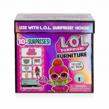 LOL Surprise Furniture Bedroom - Neon Q.T