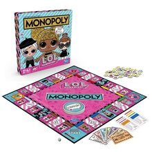 MONOPOLY LOL ORIGINAL