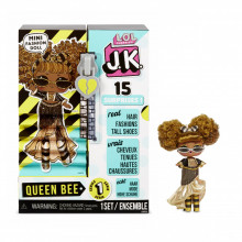 Papusa LOL Surprise! JK M.C. Queen Bee Mini