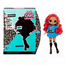 Papusa LOL Surprise! O.M.G Fashion Doll - Class Prez