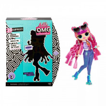 Papusa LOL Surprise! O.M.G Fashion Doll - Roller Chick