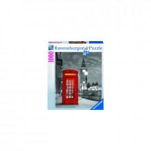 PUZZLE CABINA TELEFON BIG BEN, 1000 PIESE