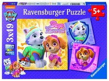 PUZZLE PATRULA CATELUSILOR M1