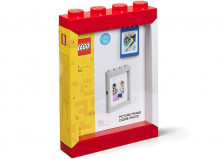 Rama Foto LEGO - Rosu