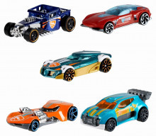 Set 5 Masini Hot Wheels Rocket League