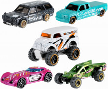 Set 5 Masini Hot Wheels Speed Blur